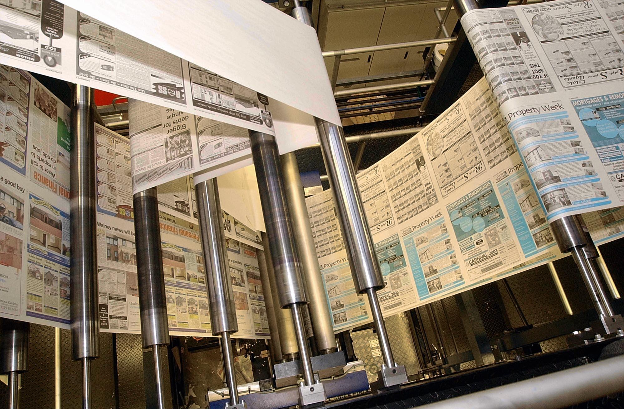 Какие виды печати в услугах типографии бывают